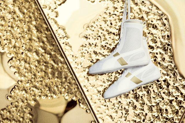 Złoto, złoto i... jeszcze raz złoto! Zobaczcie najnowszą kampanię Pumy