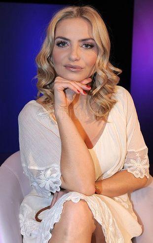 Agnieszka Maja Frykowska w Stardust (FOTO)