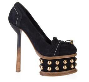 Esktremalne buty od Lorenziego
