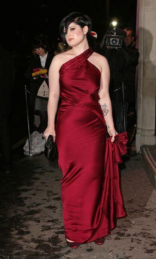 Kelly Osbourne elegancko (FOTO)