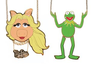 nOir Jewelry dla The Muppets