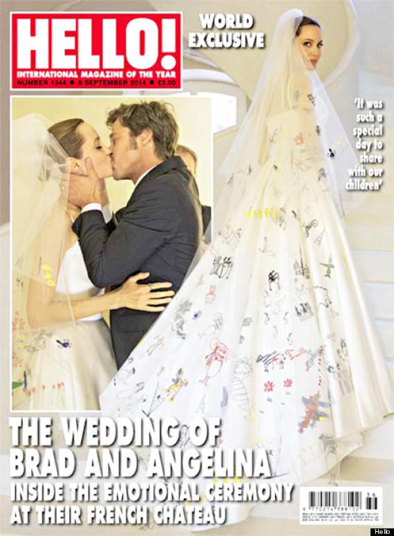 Gwiazdy, które sprzedały zdjęcia ze swoich ślubów