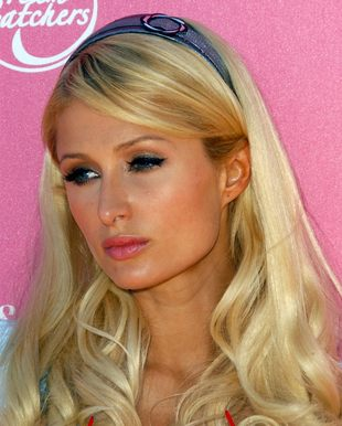 Słodka(?) lala Paris Hilton