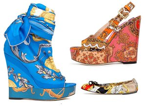 Fantazyjne buty od D&G (FOTO)