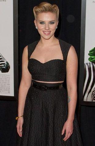 Scarlett Johansson w Dolce&Gabbana (FOTO)