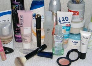 Wasze kosmetyczki: Justyna, 21 lat