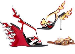 Niesamowite buty od Prady (FOTO)