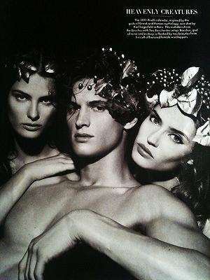 Pierwsze zdjęcie z kalendarza Pirelli autorstwa Lagerfelda