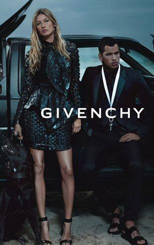 Gisele Bundchen dla Givenchy (FOTO)