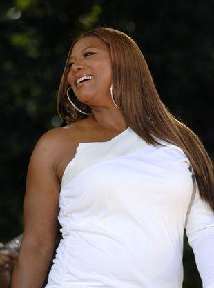 Queen Latifah nie boi się bieli