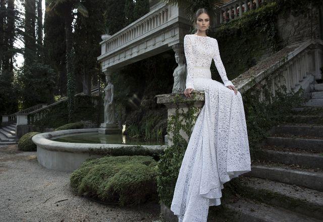 Przepiękne suknie ślubne - Berta Bridal