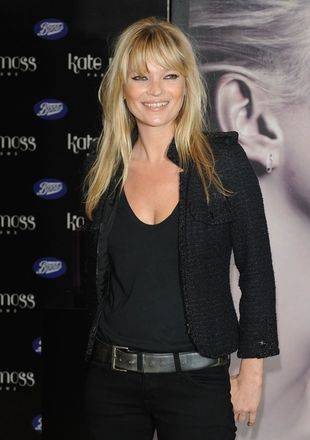 Kate Moss promuje perfumy Vintage Muse (FOTO)