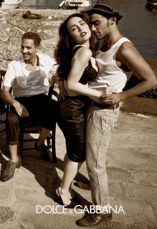 Letnia moda męska od Dolce&Gabbana (FOTO)