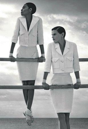 Joan Smalls dla Chanel (FOTO)
