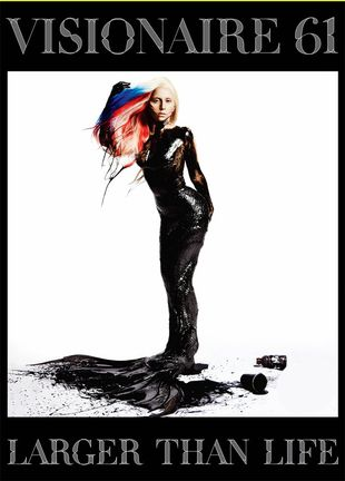 Lady Gaga jako syrena