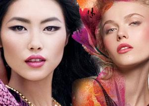 Trendy w makijażu - wiosna 2011