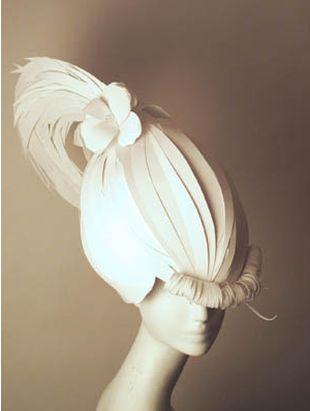 Niezwykłe kapelusze Paper Cut Project