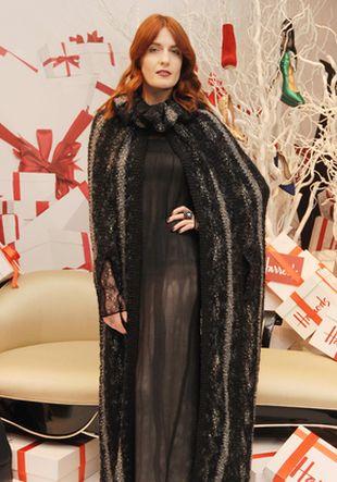Suknia-worek Florence Welch (FOTO)