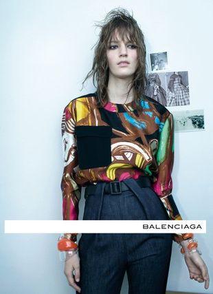 17-latka i 15-latka twarzami kampanii Balenciaga (FOTO)