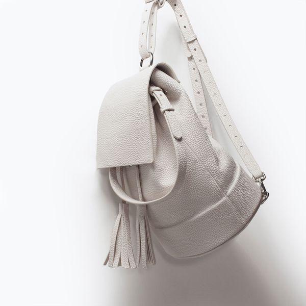 Modne torebki i plecaki w ofercie Zary (FOTO)