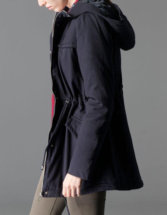 Parkas - Nowy modny trend w Stradivariusie (FOTO)