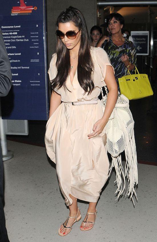 Kim Kardashian i jej nietrafione stylizacje