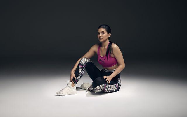 Zobaczcie wszystkie zdjęcia Kylie Jenner z najnowszej kampanii dla Pumy