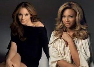 Beyonce, Jovovich, Schiffer i Lopez w reklamie L'Oreal!
