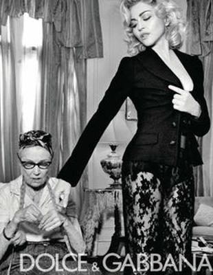 Dolce&Gabbana promuje kolekcję zimową