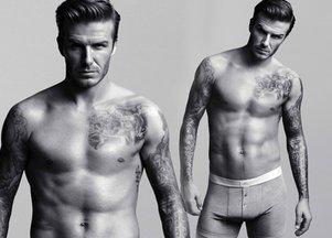 David Beckham dla H&M (FOTO)