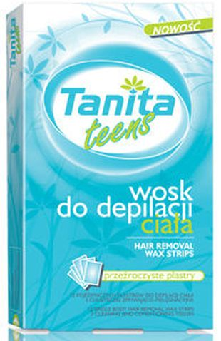 Tanita Teens - depilacja dla nastolatek