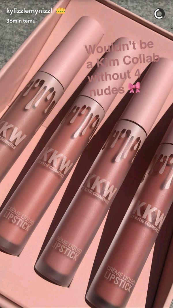 I wszystko jasne! Wiemy, co Kim Kardashian stworzyła dla Kylie Cosmetics!