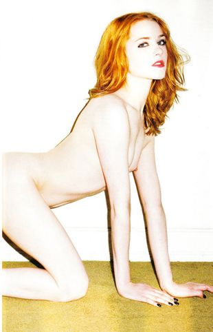 Evan Rachel Wood nago