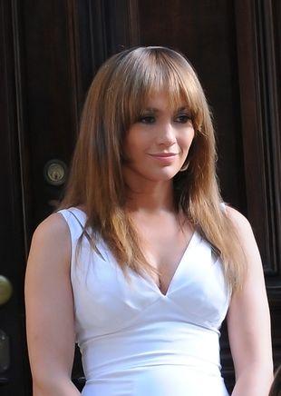 Jennifer Lopez pokazała ciążowy brzuszek