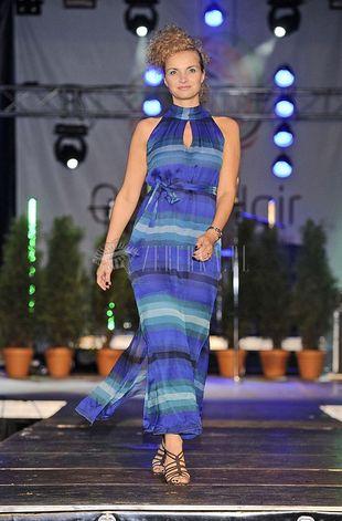 Małgorzata Teodorska w kolorach Gucci