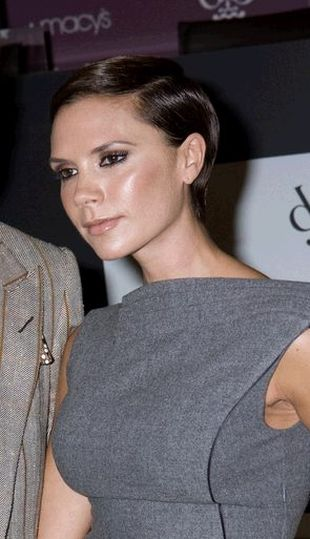 Victoria Beckham cała w Loewe