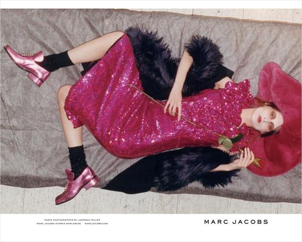 Marc Jacobs - kampanie marki