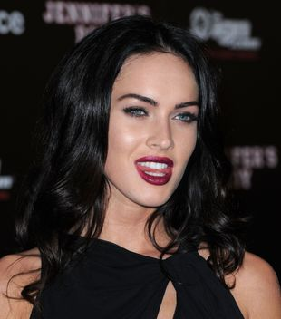 Megan Fox Po Gotycku Zeberkapl