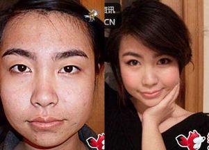 Magiczna moc makijażu