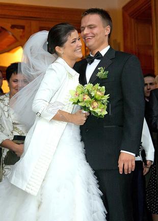 Ślubna suknia Katarzyny Cichopek