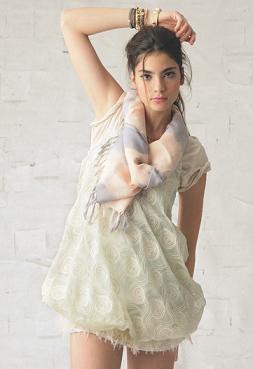 Kwiatowe sukienki i spódniczki