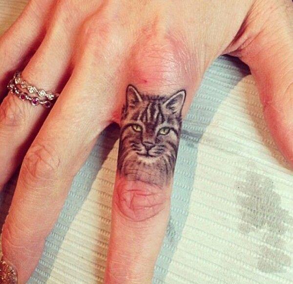 Tatuaż Na Palcu Inspiracje Zdjęcie 15 Zeberkapl