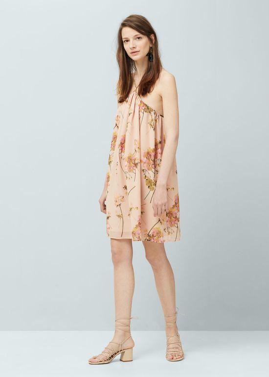 Mango Letnie printy - Ubrania w kwiaty na lato 2016
