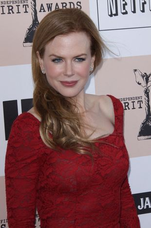 Nicole Kidman na gali Independent Spirit Awards 2011