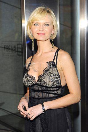 Romantyczna i seksowna Olga Borys