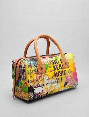 Artystyczna torebka L.A.M.B.