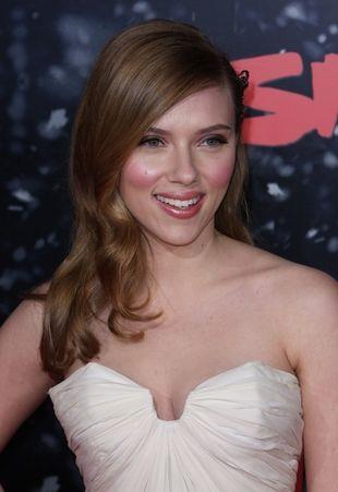Scarlett Johansson w sukni vintage