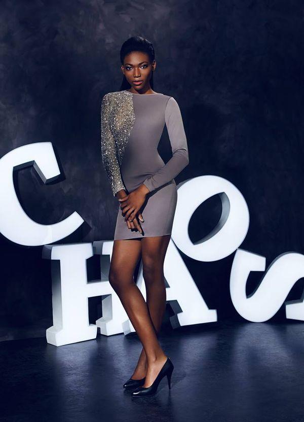 Osi Ugonoh w kampanii marki Chaos
