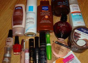 Wasze kosmetyczki: Ola, 20 lat