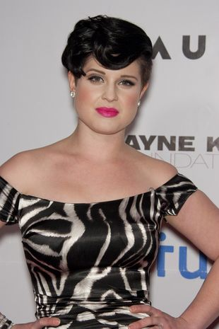 Kelly Osbourne w zeberce